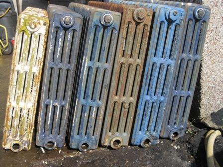 JM engineering radiator heating systems