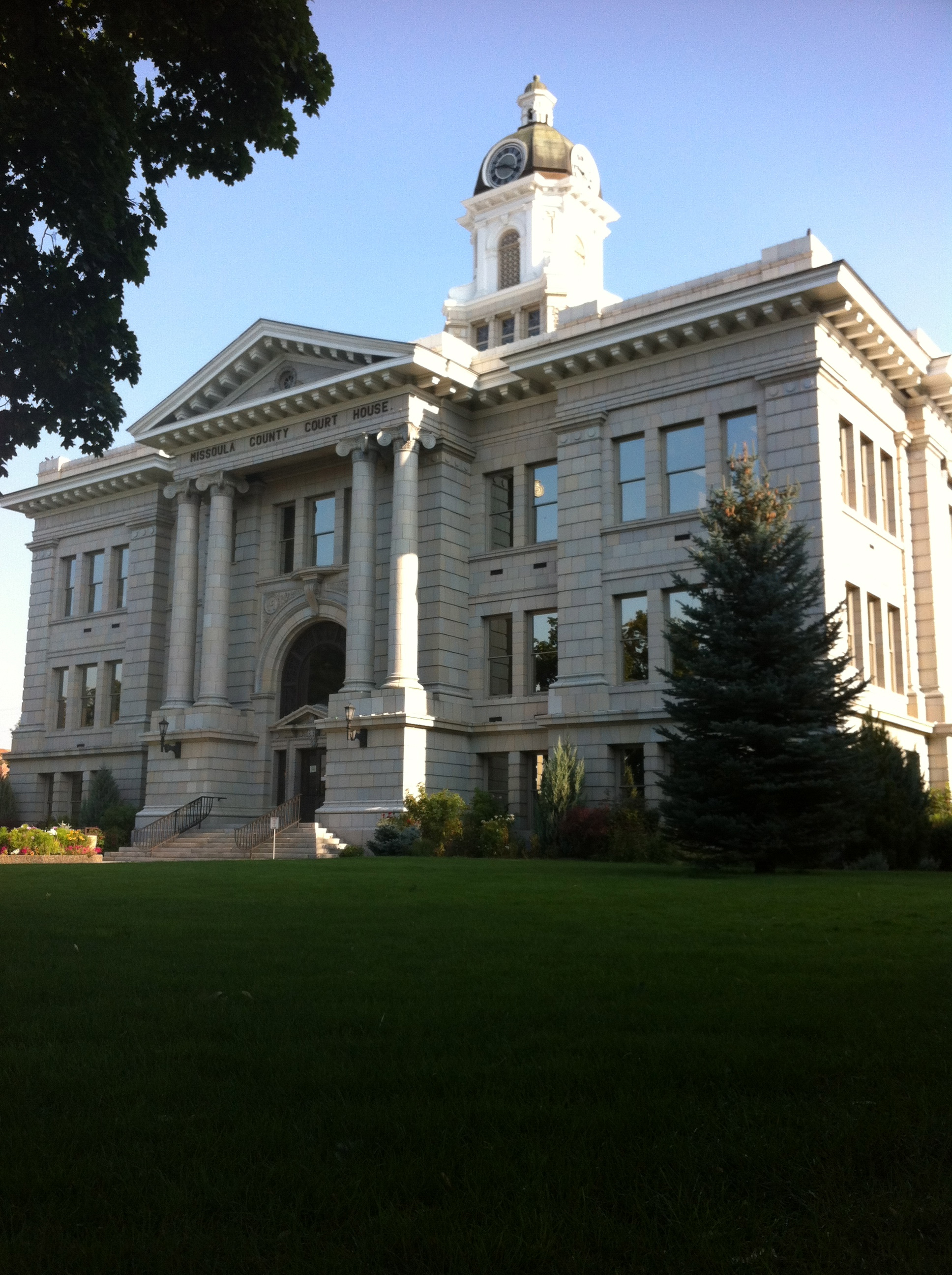 JM Engineering Missoula County Courthouse HVAC system