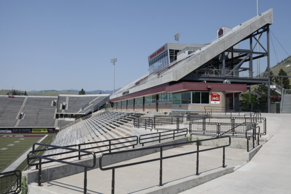 JM Engineering Washington Grizzly Stadium HVAC system