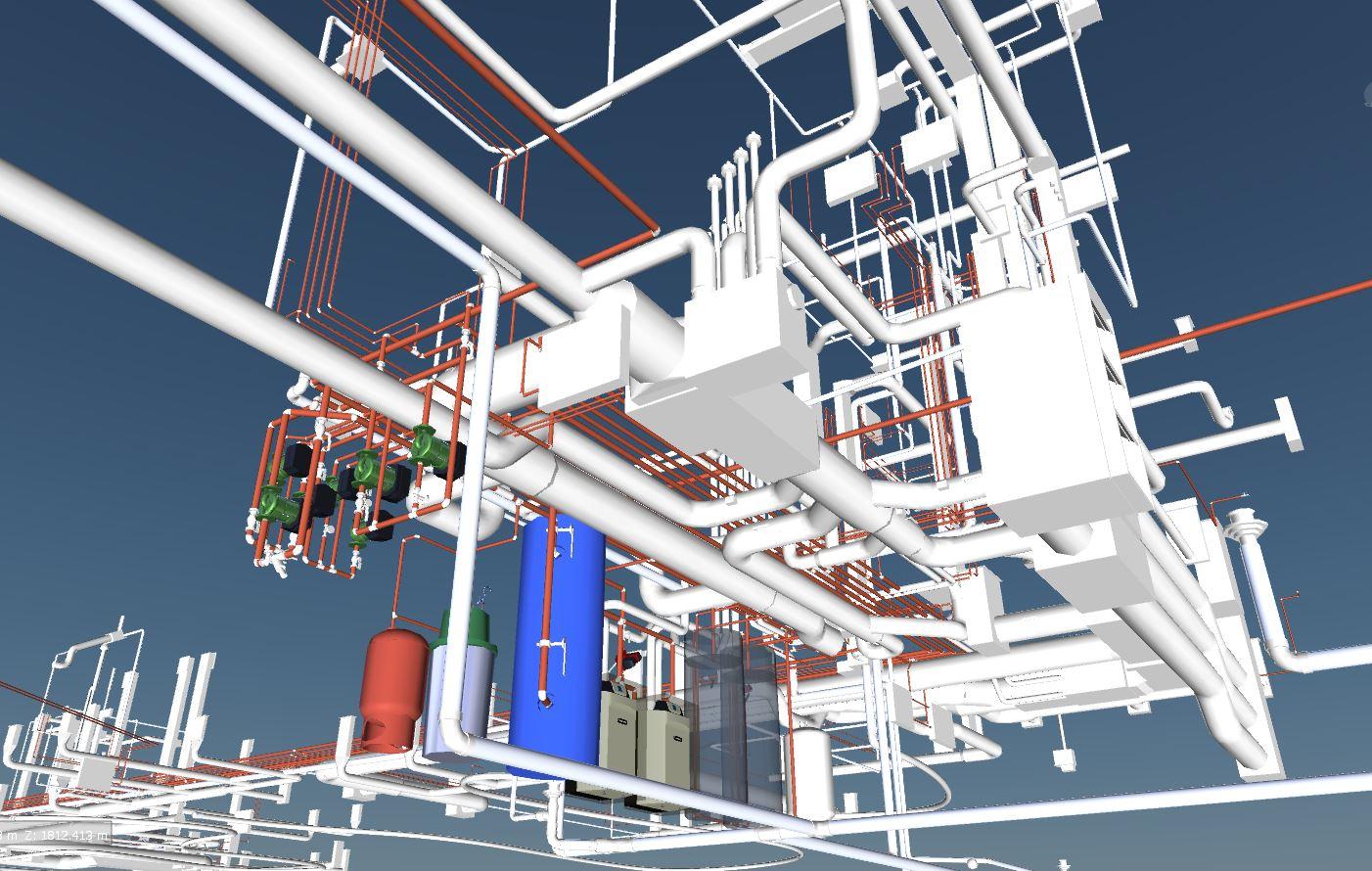 JM Engineering luxury home ketchum Idaho HVAC system