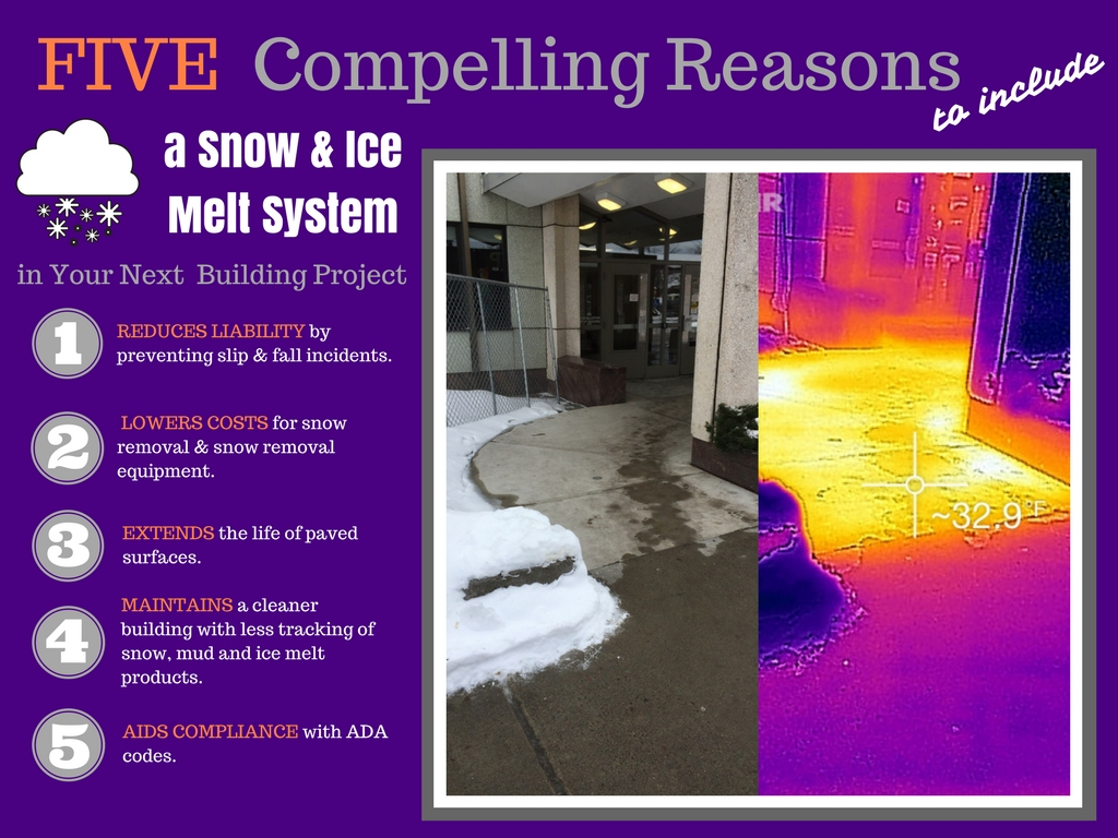 JM Engineering Snow and Ice Melt System