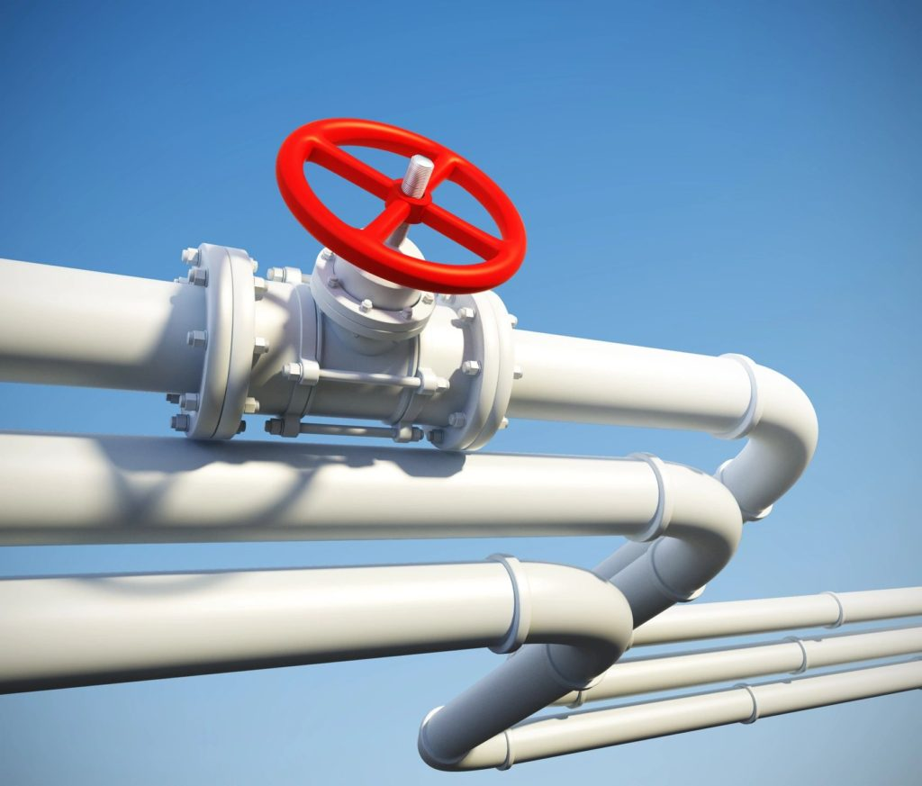 radiant heating water pipes
